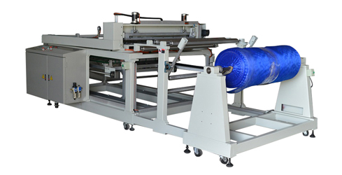 Plastic Net Cutting Machine